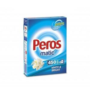 Peros Peros Wasmiddel - Witte Was 450 Gr