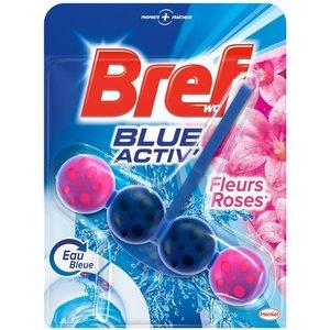 Bref Bref Blue Activ - Fleur Roses 50 gr