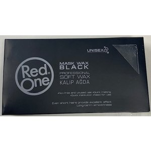 Red one RedOne Ontharingswax - Mask Wax Black 500 Gr