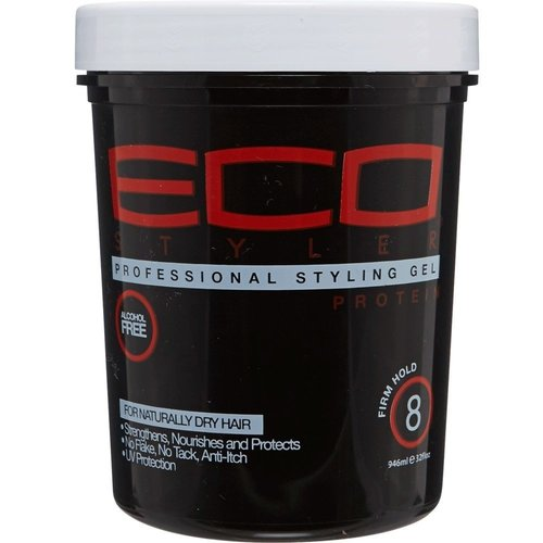 Eco Eco Styler Protein Styling Gel - Firm Hold 946 Ml