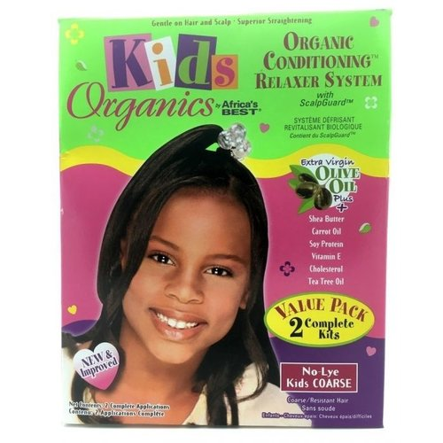 Africa's Best Kids Organic - Conditioning Relaxer System