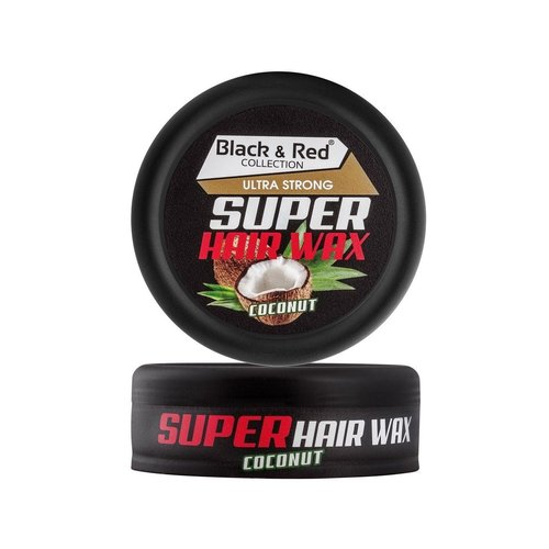 Black & Red Black & Red Wax - Ultra Strong Coconut 150ml