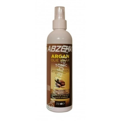 Abzehk Abzehk Hair Tonic - Arganolie 250 ml