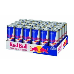 Red Bull Red Bull Energydrink - 24 Pack 250ml