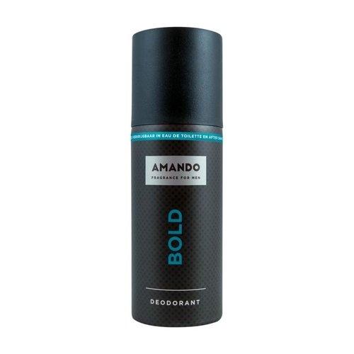 AMANDO Amando Deodorant - Bold 150 ml