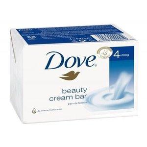Dove Zeep - Beauty Cream Bar 4X100 gr