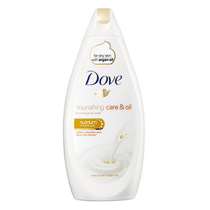 Dove Douchegel - Nourishing Care & Oil 500 ml