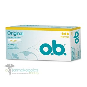 Ob Tampons Original - Normal 16 Stuks