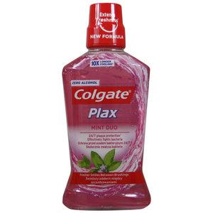 Colgate Plax Mondwater - Mint Duo 500 ml