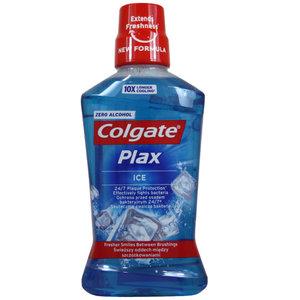 Colgate Plax Mondwater - Ice 500 ml