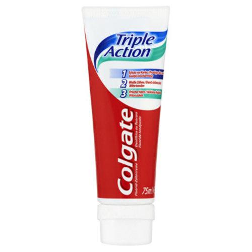 Colgate Tandpasta - Triple Action 75 ml