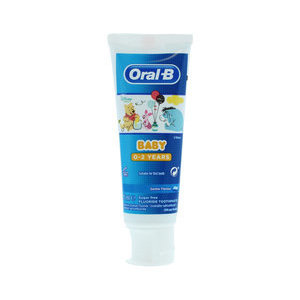 Oral-B Baby Tandpasta - 0-2 Jaar Winnie The Pooh 75 ml