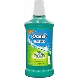 Oral-B Mondspoeling - Complete 500 ml