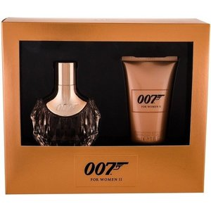 James Bond 007 Gift Set  For Woman II - Eau De Parfum 30 ML - Bodylotion 50 ML