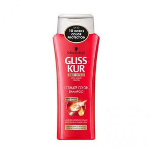 Gliss Kur Schwarzkopf Shampoo -  Color Protect&Shine 250ml