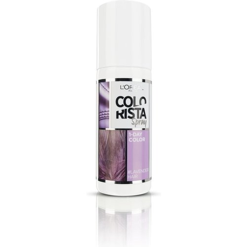 L'Oréal Paris Coloration Haarverf Kleuring - Colorista Lavendel 1 Dag 75ml