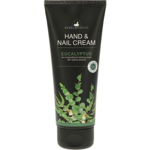Herbamedicus Hand & Nagel Creme - Eucalyptus 100 ml