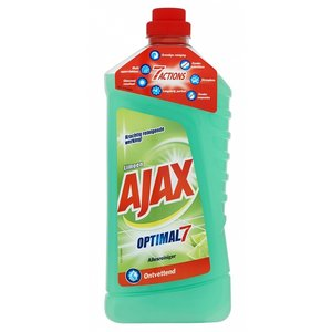 Ajax Allesreiniger - Limoen Optimal 7 1,25 Liter