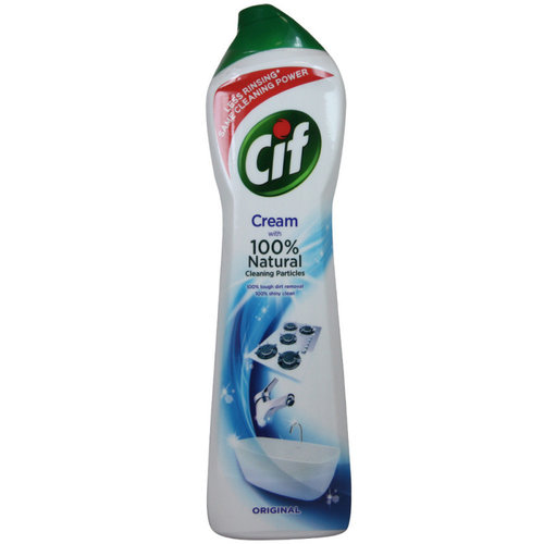 Cif Schuurmiddel - Cream Original 500 ML