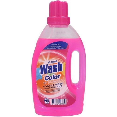 At Home Vloeibare Wasmiddel - Wash Color 1000ml