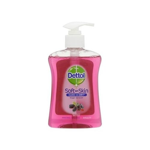 Dettol Dettol Vloeibare Handzeep - Soft On Skin Winterbessen 250 ml