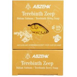 Abzehk Abzehk Zeep - Terebinth 150gr