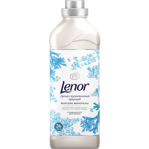 Lenor Lenor Wasverzachter - Deep Sea Minerals 910ml