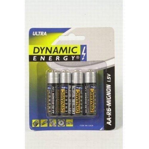 Dynamic energy Dynamic Energy Batterij - AA-R6-MIGNON 1.5V 4stuks