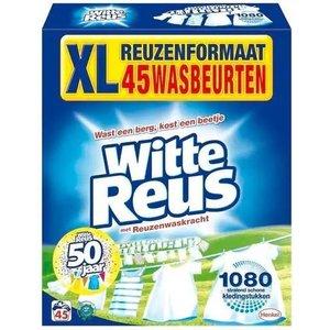 Witte Reus Witte Reus Waspoeder - 45 Wasbeurten 2.475kg