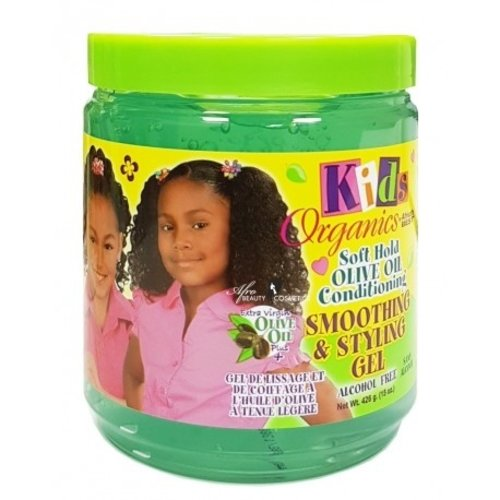 Africa's Best Africa's Best Kids Organics - Smoothing & Styling Gel 426gr