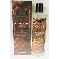 Kral Eau De Cologne - Chocolate 400ml