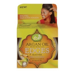 Tcb Tcb Naturels Argan Oil Edges Silkener - With Vitamine E & Olive Oil 57gr