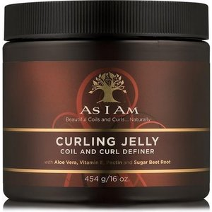 As I Am As i Am Curling Jelly - Coil And Curl Definer 454gr
