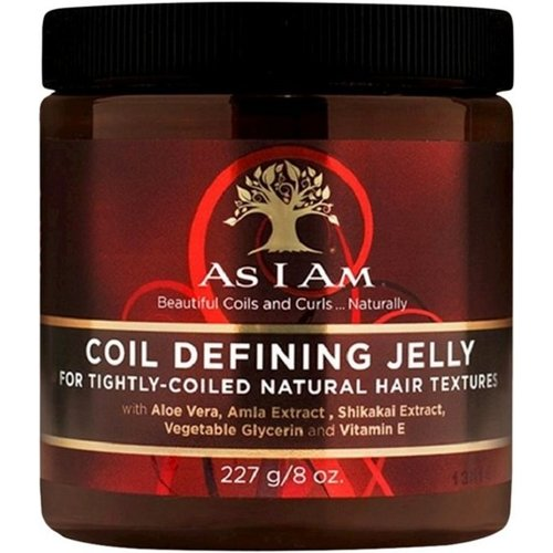 As I Am As i Am Coil Defining Jelly - 227gr