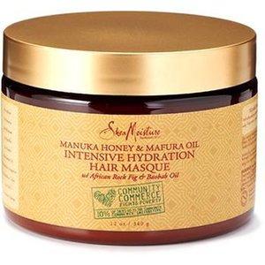 Shea Moisture Shea Moisture Manuka Honey & Mafura Oil Intensive Hydration Hair Masque - 340gr