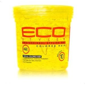 Eco Eco Professional Styling Gel - Colored Hair 236ml
