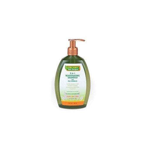 Organic Hair Energizer Organic Hair Energizer 5 in 1 Rejuvenating Shampoo - 385 ml