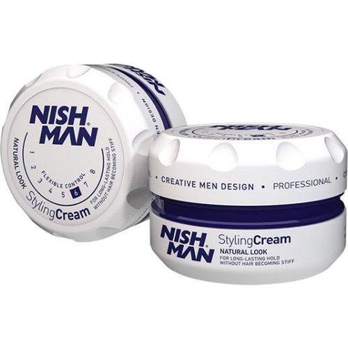 Nishman Nishman Styling Cremé - Natural Look 150ml