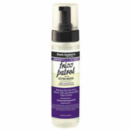 Aunt Jackie's Aunt Jackie's Grapeseed Style & Shine Recipes Setting Mousse - Frizz Patrol 244ml