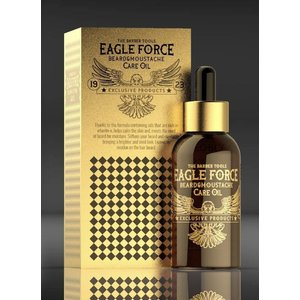 Eagle Force Eagle force baard & snor olie 50 ml