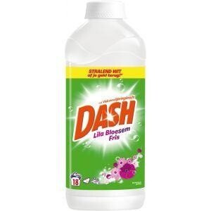 Dash Dash Vloeibaar Wasmiddel - Lila Bloesem Fris 1170ml