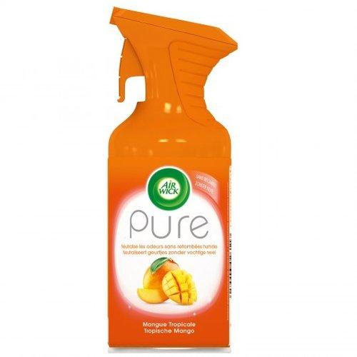 Airwick Airwick Pure Luchtverfrisser Spray - Tropische Mango 250ml