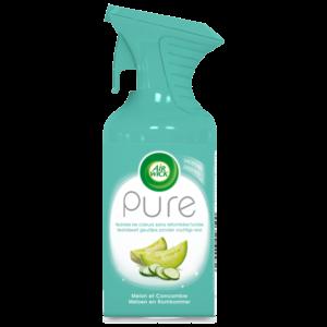 Airwick Airwick Pure Luchtverfrisser Spray - Meloen En Komkommer  250ml