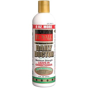 African Royale African Royale Leave-In Conditioner - Daily Doctor 355ml