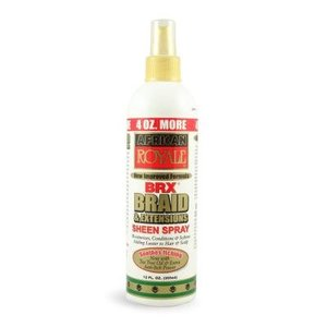African Royale African Royale Sheen Spray - BRX Braid & Extensions 355ml
