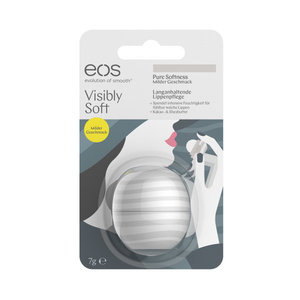 Eos Lip Balm - Visibly Soft 7gr