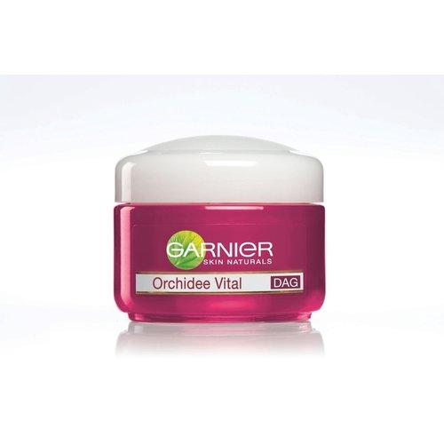Garnier Garnier Skin Naturels  Revitaliserende Dagcrème - Vitale Orchidee 50ml
