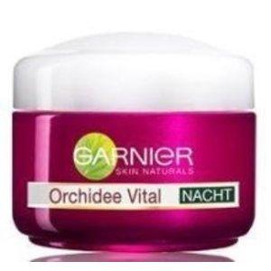 Garnier Garnier Anti-Rimpel Nachtcreme - Vitale Orchidee Nacht 50ml