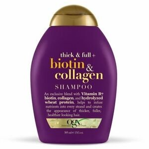 OGX Ogx Shampoo - Biotin & Collagen 385ml