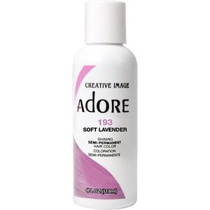 Adore Adore Semi-Permanent Haarverf - Soft Lavender Nummer 193 118ml